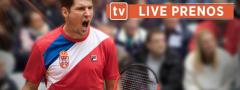 Lajović – Monfis live prenos (oko 00:05h) – Gledajte direktan prenos