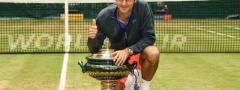 Federerova desetka u Haleu!