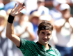 MAJAMI: Federer bez problema sa Medvedevim, sledi Anderson