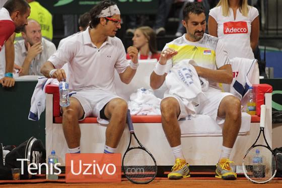 Ilija Bozoljac i Nenad Zimonjic