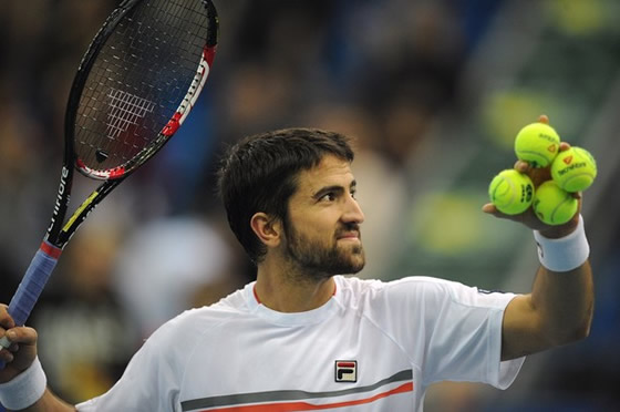 Janko Tipsarevic, Getty Images