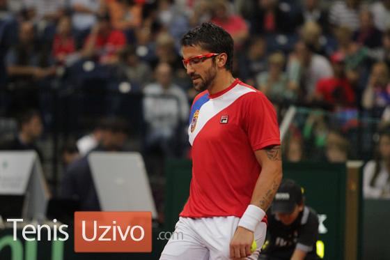janko-tipsarevic-milos-raonic-srbija-kanada-2013-davis-cup