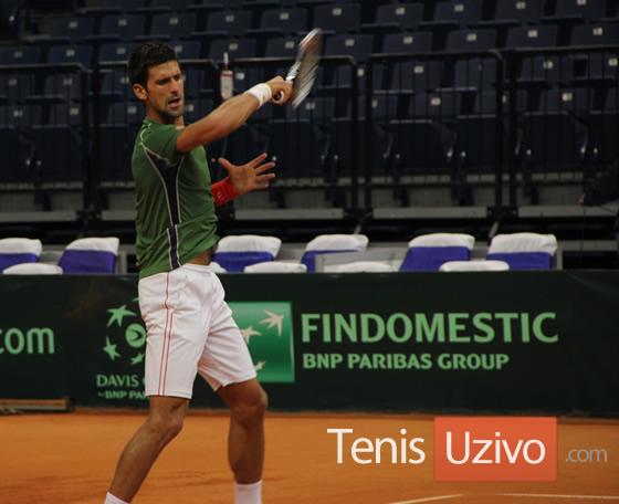 Novak Djokovic, photo by: TenisUzivo.com