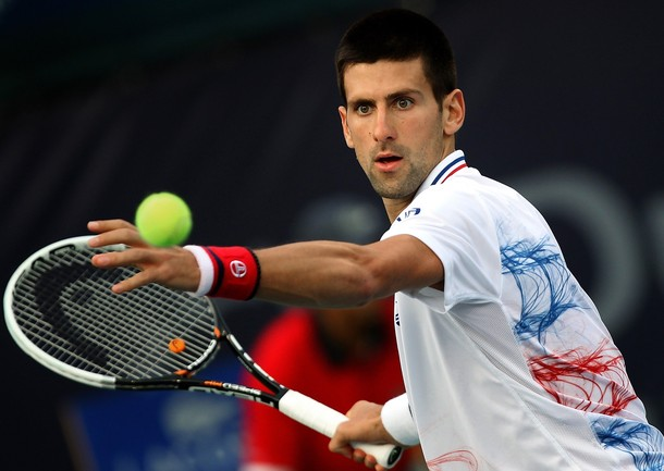 Novak Djokovic, Getty Images