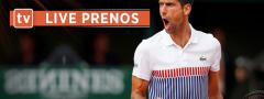 Đoković – Federer live prenos (oko 22.45h) – Gledajte direktan prenos