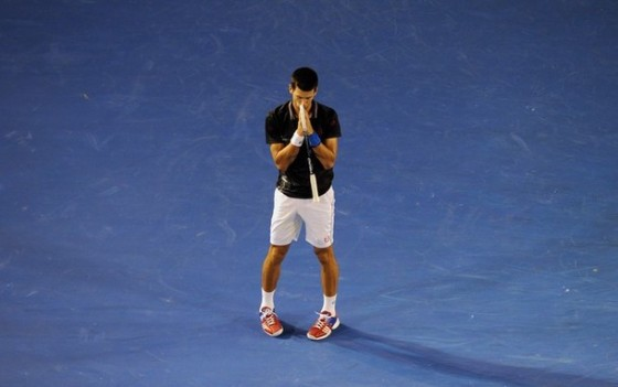 Djokovic. Getty.