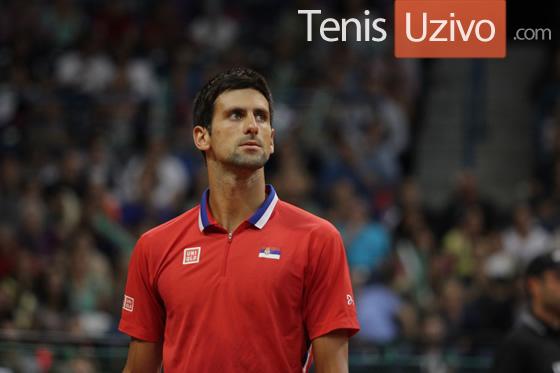 Novak Djokovic, Srbija-Kanada, 13 sept