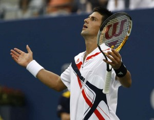 Novak Djokovic, US open, 2007