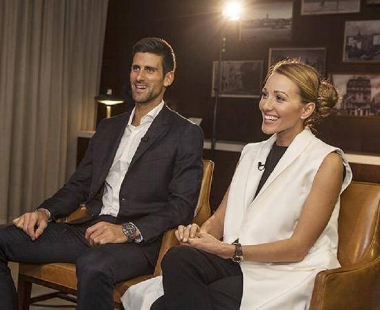 Novak i Jelena negativni na koronavirus