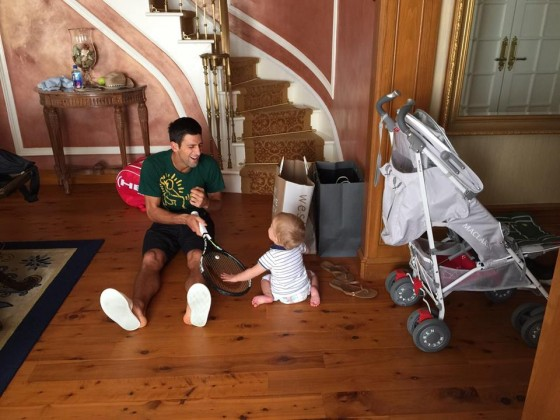 foto: Facebook, Novak Djokovic