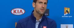 Novak nakon velike pobede: Predao bih da nisam igrao za Srbiju!