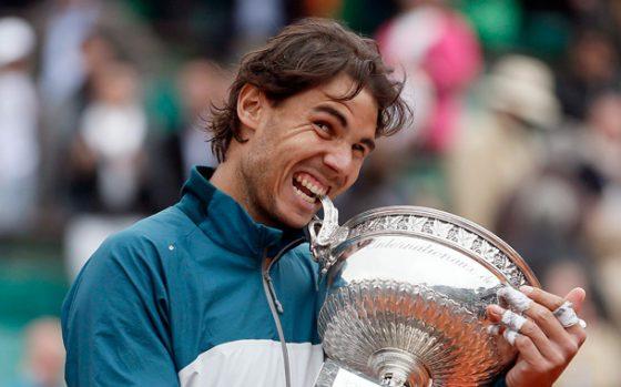 Rafael Nadal, apsolutni šampion Rolan Garosa