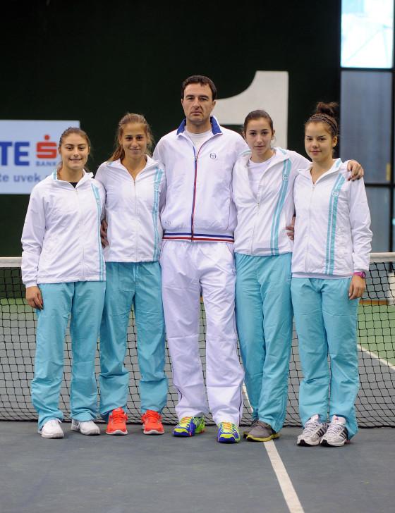 Reprezentacija Srbije - do 16 godina