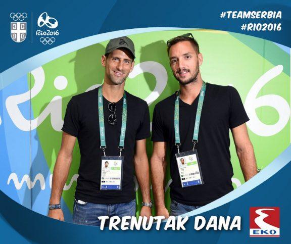 Rio 2016 - Letnje Olimpijske Igre, Srbija - Tenis Uzivo