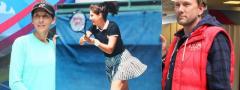 Monika Seleš inspiriše nove generacije teniskih zvezda u Budimpešti!