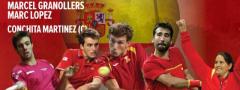 Posle Nadala, i Granoljers otkazao učešće u španskom timu!