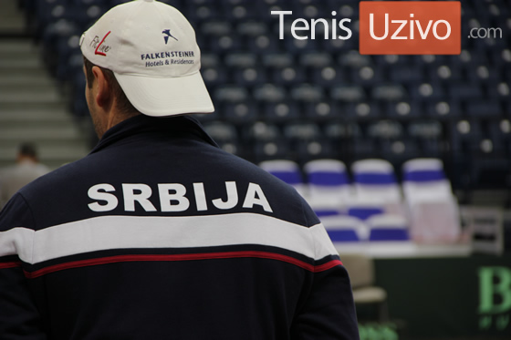 Srbija Dejvis Kup 2013