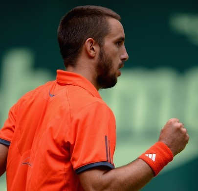 Gerry Weber Open - Day 2 (Photo by Dennis Grombkowski/Bongarts/Getty Images)