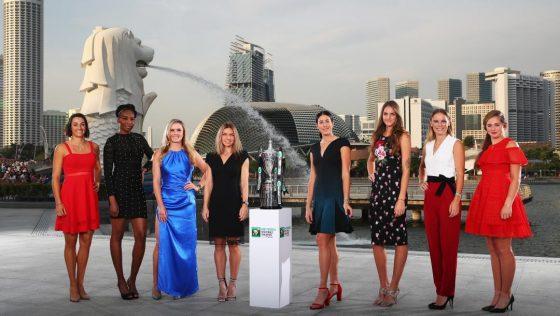WTA: SEDAM teniserki se bori za PRVO mesto na listi