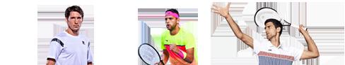 Sprski teniseri: Janko, Ana i Novak.